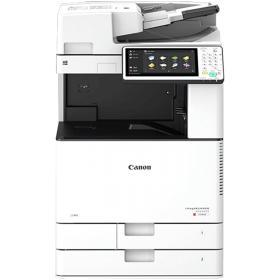 万博娱乐app(Canon)iR-ADV C3520 复合机 A3幅面 彩色激光 20张/分(A4) 双面同步扫描输稿器 双纸盒 双面器 打印 复印 扫描 有线打印 WIFI