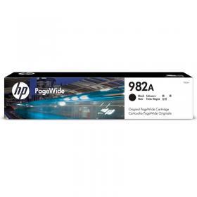 惠普(HP)页宽打印机耗材HP 982A 黑色页宽打印耗材 (T0B26A) T0B26A 页宽打印 机耗材 黑色