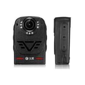 警翼出品 法翼T2执法记录仪 1080P高清摄录/单电4.5h摄录/130°广角2英寸显示屏/高性价比 黑色128G