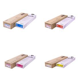理想(RISO)彩色 墨盒/S-7313C S-7281C S-7282C S-7283C 1000ml/支 适用机型闪彩印王GD9630/GD7330 彩色套装